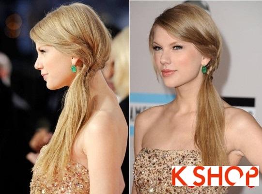 3 kiểu buộc tóc cho cô nàng quyến rũ ngày hè