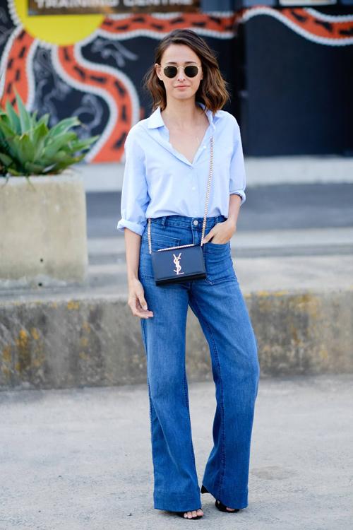 5 chiếc quần jeans mà hè này phải có