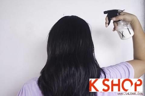 Chăm sóc mái tóc thẳng tự nhiên không cần duỗi ép