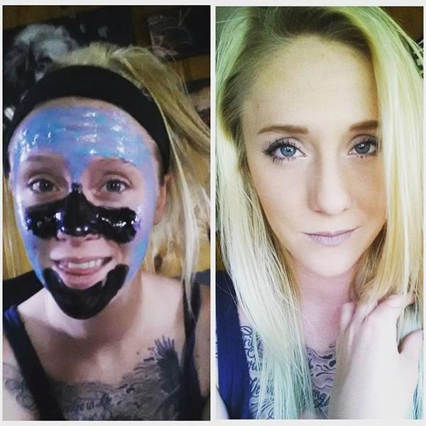 Đắp mặt nạ ngộ nghĩnh đẹp da cho các nàng