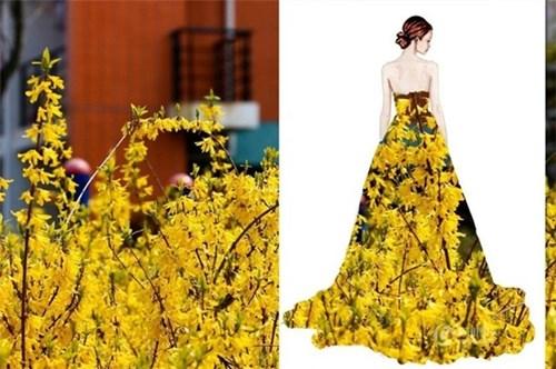 Ngắm những sáng tạo không biên giới trong thời trang