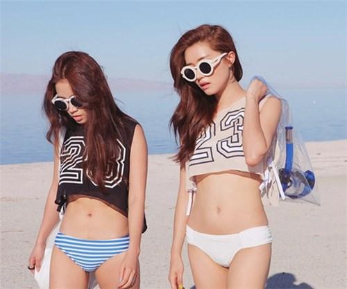 Ngụy trang bikini an toàn với 11 tuyệt chiêu