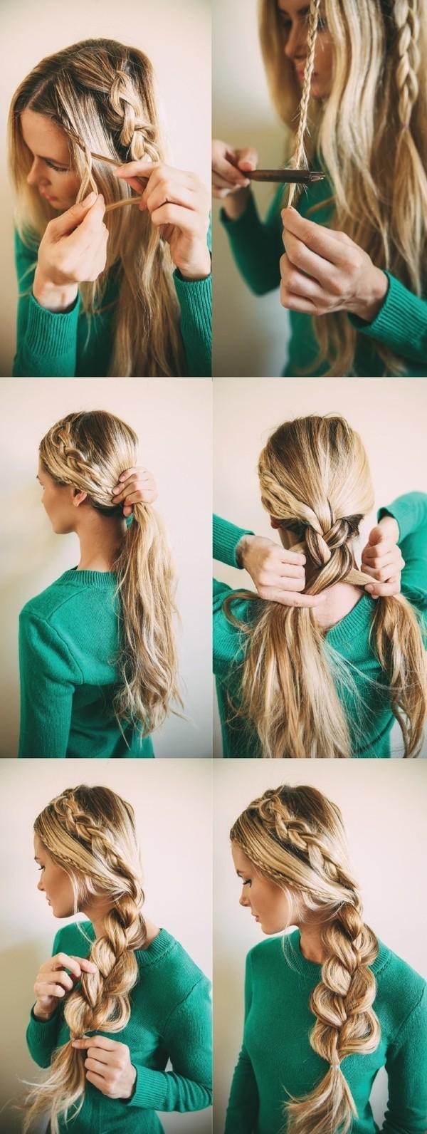 Những kiểu tóc giành cho nàng tóc hư tổn tự tin mọi lúc