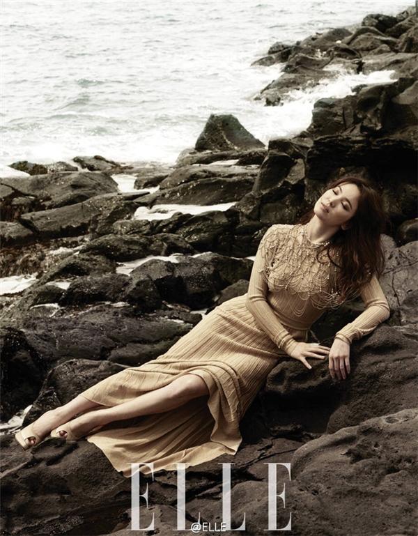 Songsong couple cực lung linh trên tạp chí thời trang