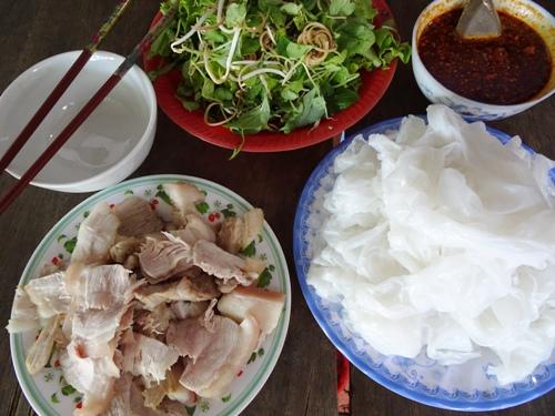 Thưởng thức món ăn vị cay nồng đậm chất miền trung