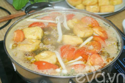 Nguyên liệu 5 món lẩu ngon nóng bỏng lưỡi cho ngày lạnh