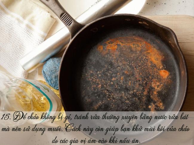 Những bí quyết biến nàng vụng thành siêu đầu bếp