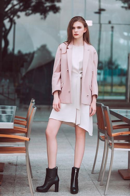 Những gợi ý thời trang quyến rũ cho cô nàng yêu pastel