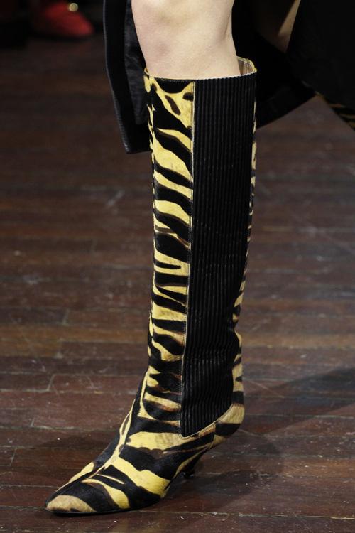 Những tuyệt phẩm giày boots thu đông 2016
