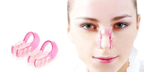 Phái nữ lại bấn loạn với kẹp silicon nâng mũi kiểu mới