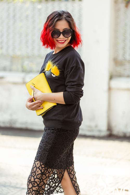 Tự tin tới công sở với mái tóc đỏ tại sao không