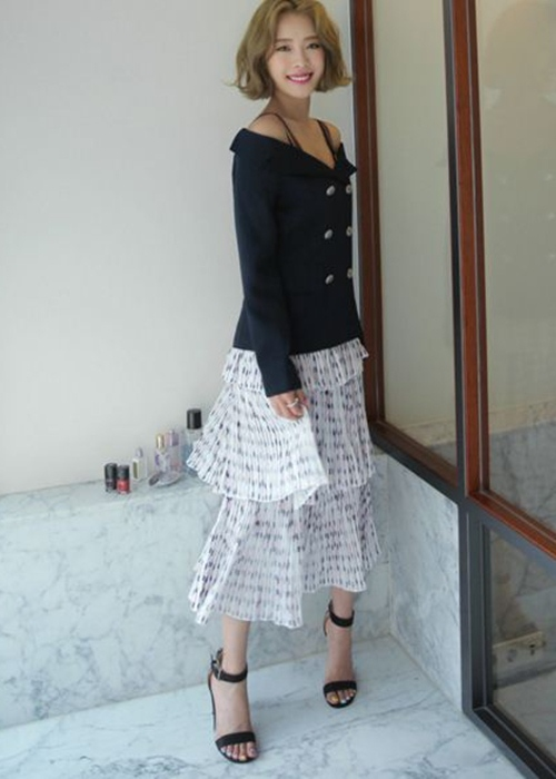 4 mẫu váy lạ mắt cho nàng công sở