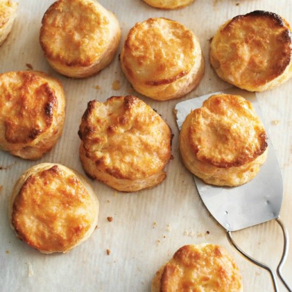 chiêu nướng bánh quy ngon của đầu bếp mỹ nổi tiếng