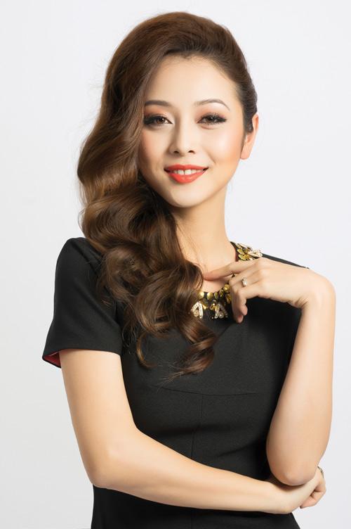 Hoa hậu jennifer phạm và những kiểu tóc mùa thu đẹp mê hồn