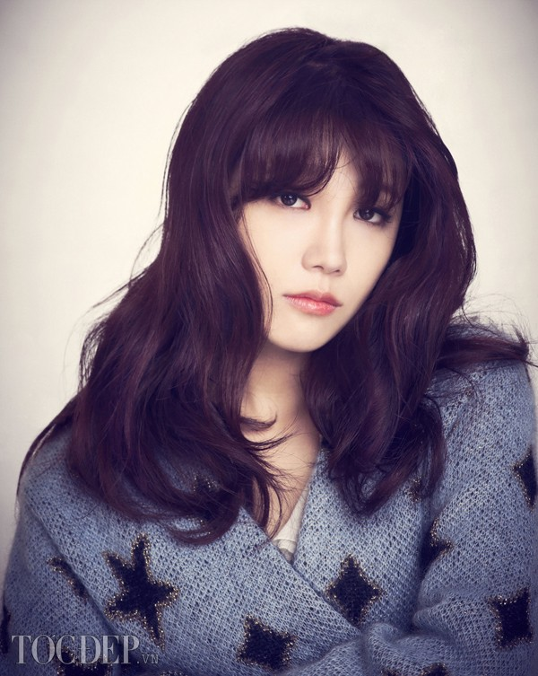 Những kiểu tóc đẹp hot nhất của idol kpop