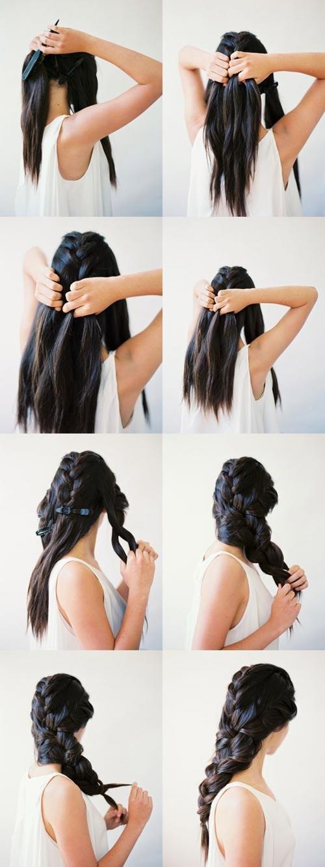 Những kiểu tóc tự làm tại nhà đẹp như ngoài tiệm cho bạn gái