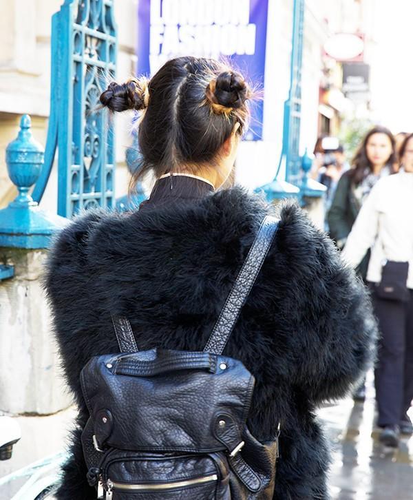 Tóc thắt bím 2 bên đáng yêu trẻ cho bạn nữ dễ thương