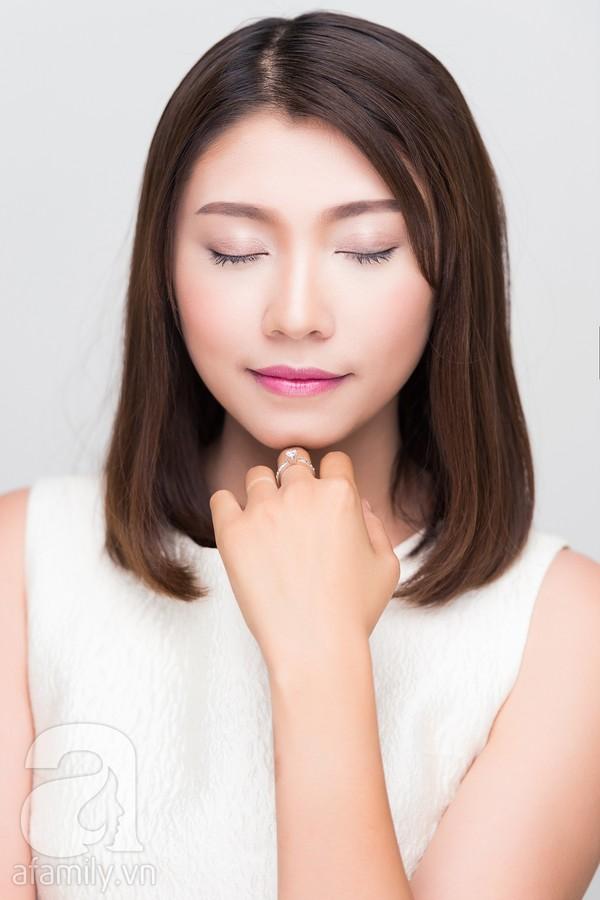 Trang điểm đẹp che da nám tàn nhang như kim hye jin trong she was pretty