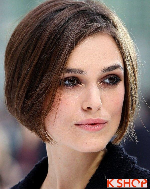 Những kiểu tóc ngắn hợp với từng khuôn mặt bạn gái