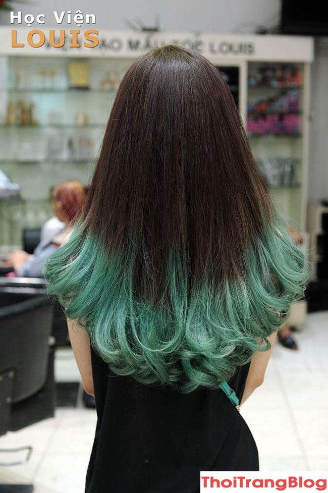 Top 9 màu tóc nhuộm hot nhất năm 2017