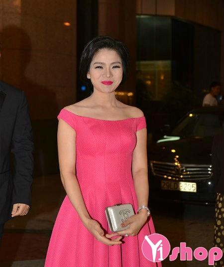 Váy đầm dự tiệc tôn dáng siêu chuẩn cho quý cô
