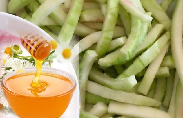 8 bí kíp dưỡng da ít người biết từ cùi ruột dưa hấu
