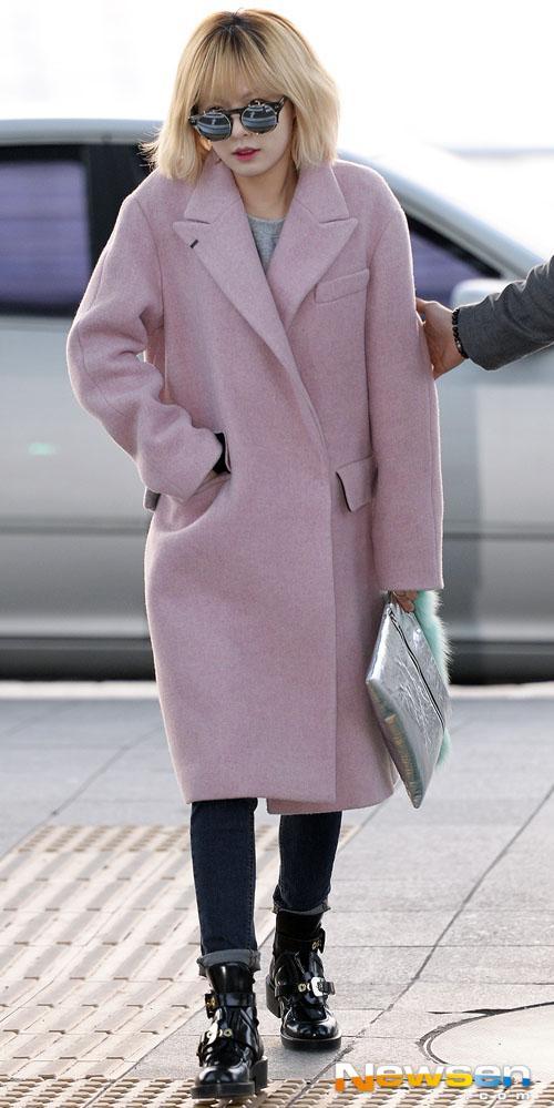 Áo khoác măng tô dáng dài xu hướng thời trang 2017
