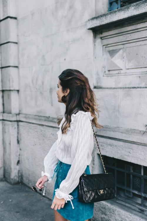 12 gợi ý mặc đẹp cho ngày se lạnh