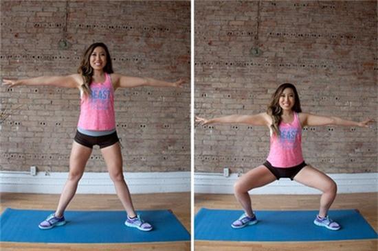 5 bài tập giảm mỡ bụng tại nhà hiệu quả nhanh nhất cho nữ