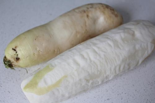Củ cải muối vàng kiểu hàn quốc cực ngon