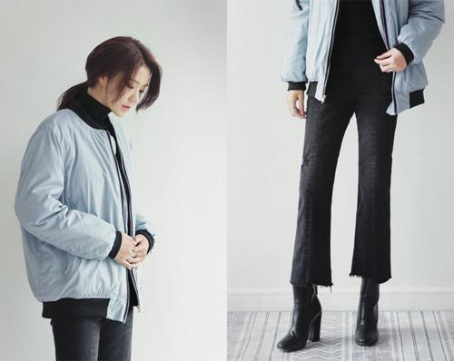 Gợi ý mặc đẹp và ấm trong ngày lạnh ẩm ướt