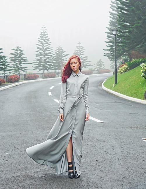 Khám phá gu mặc đẹp tới nao lòng của blogger camille