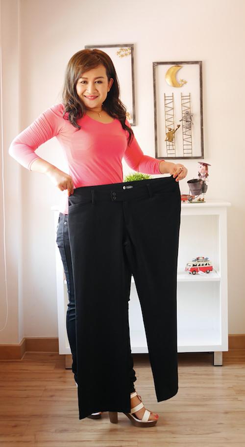 Kỳ tích giảm cân của bà mẹ 2 con từng nặng hơn 1 tạ