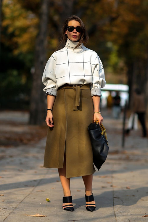 Những trang phục giúp nữ công sở thành công