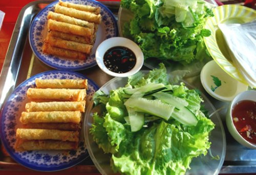 Những quán ăn vặt hút khách ở đà nẵng