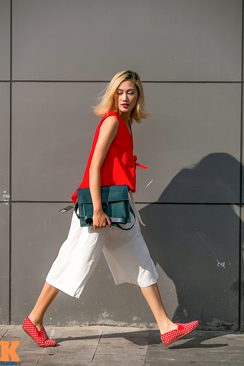 Stylist pông chuẩn chọn đồ độc - đẹp cho nữ sinh