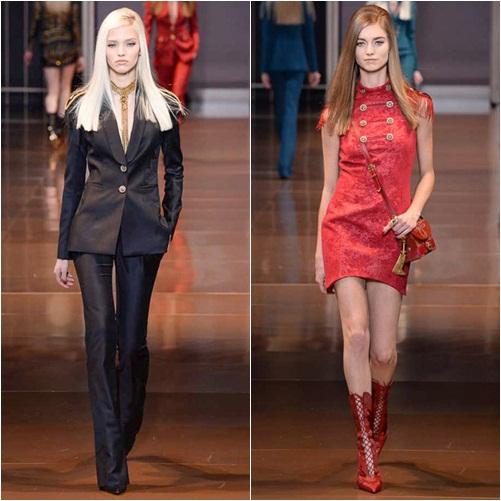 Gucci mở hàng ấn tượng tại milan fw