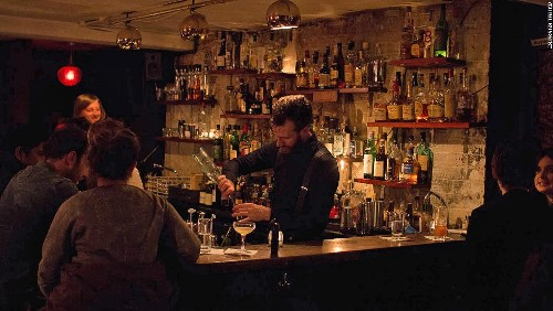 10 quán bar đẳng cấp nhất thế giới