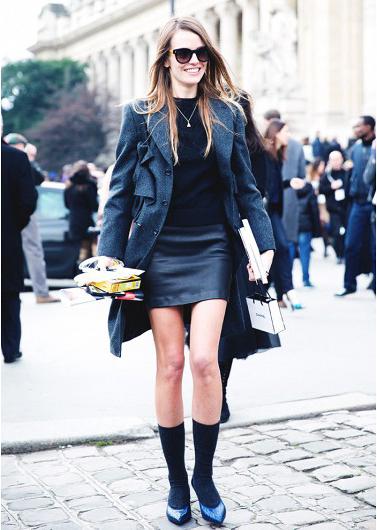 Tổng hợp bí quyết phối đồ bẻ gãy nguyên tắc thời trang