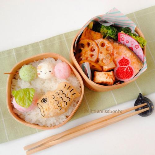 Đầu bếp singapore nổi tiếng với cơm bento nhật