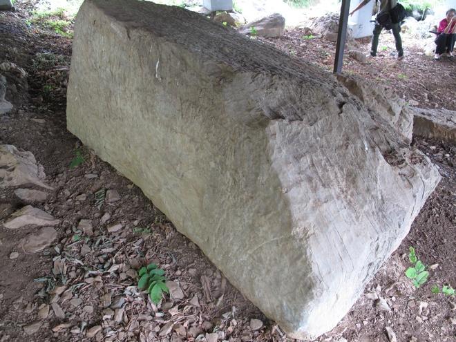 Thành lũy bằng đá quý hiếm ở việt nam