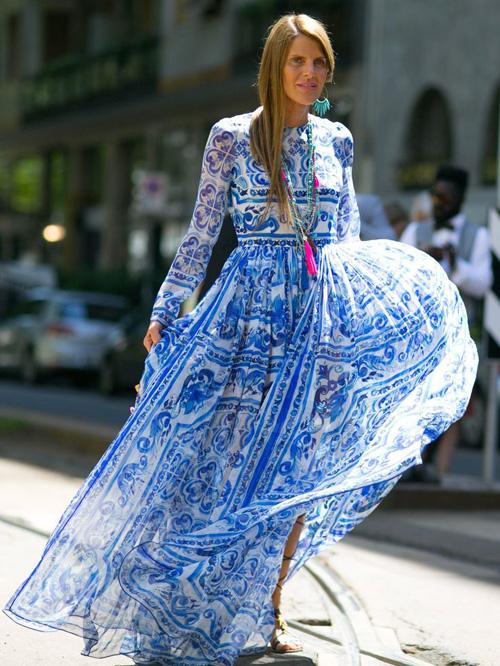 Thời trang mùa thu quyến rũ khôn xiết giành cho phái đẹp