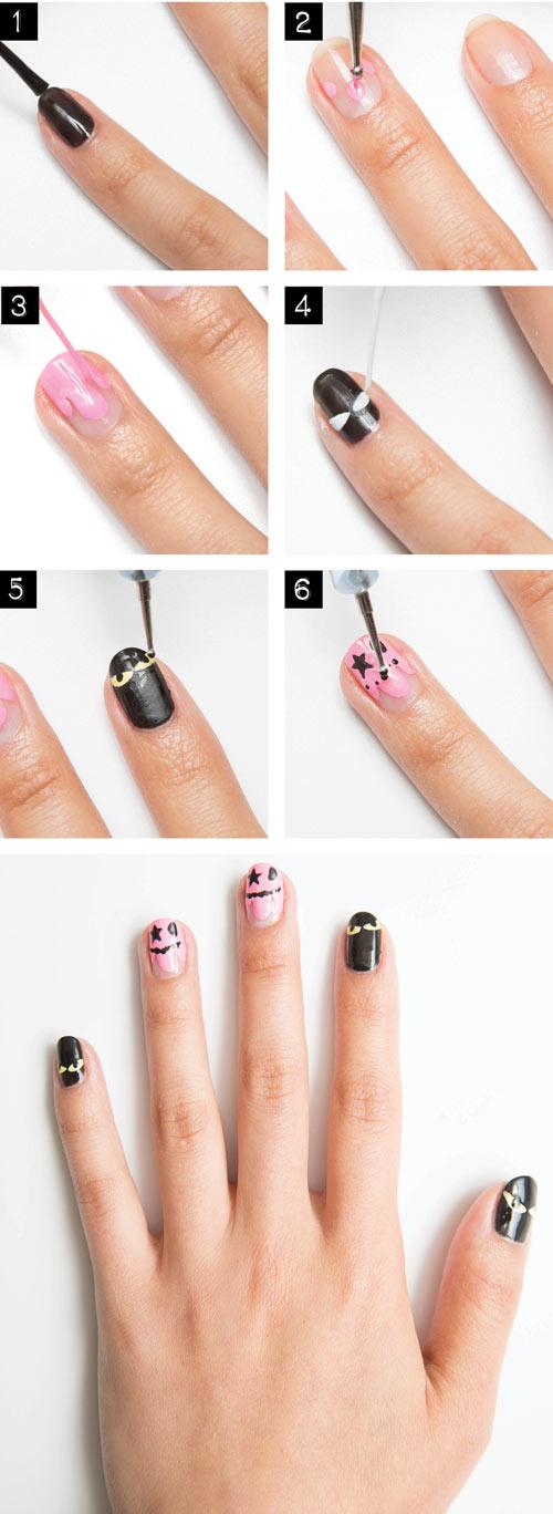 5 mẫu nail cho tay xinh khiến chàng mê mẩn