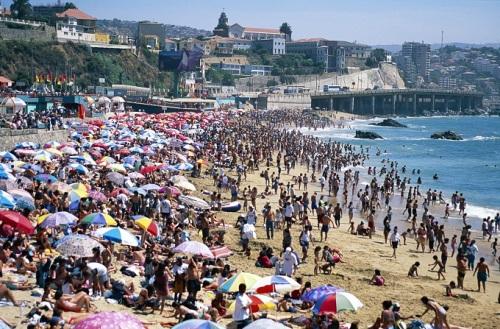 Ngăm 10 bãi biển siêu đep hút khách nhất thế giới