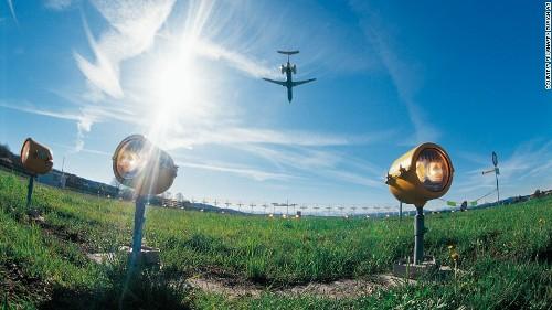 Sân bay xanh nhất thế giới