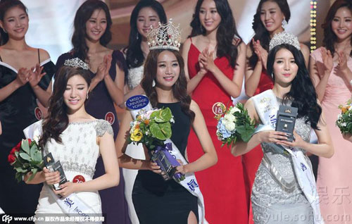 Hoa hậu hàn quốc phẫu thuật thẩm mỹ chẳng khác gì nhau