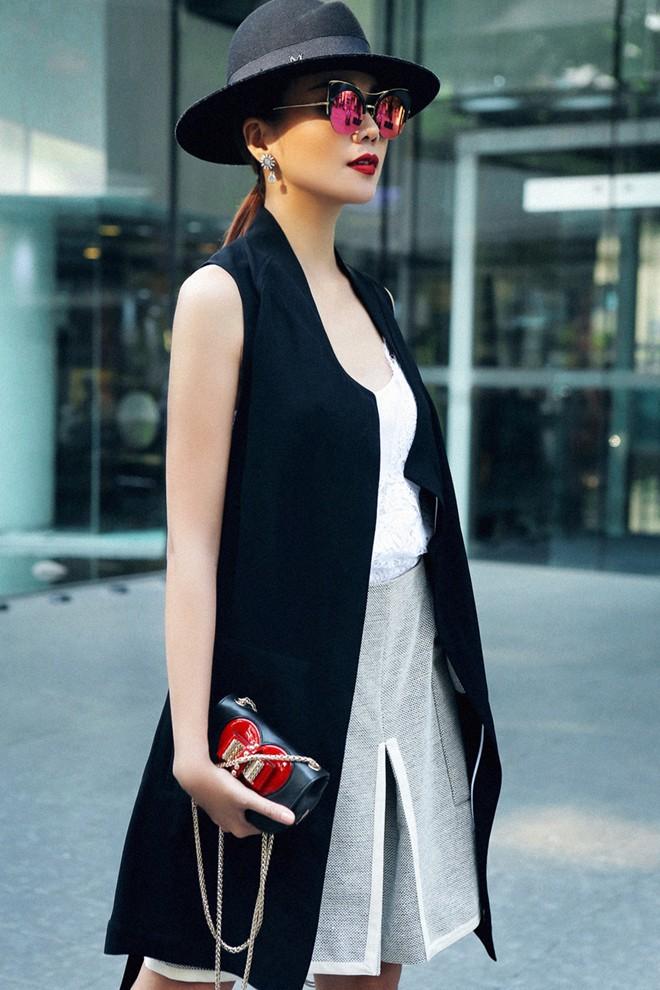 Ngắm những sao việt hiếm hoi mặc đẹp chẳng cần stylist