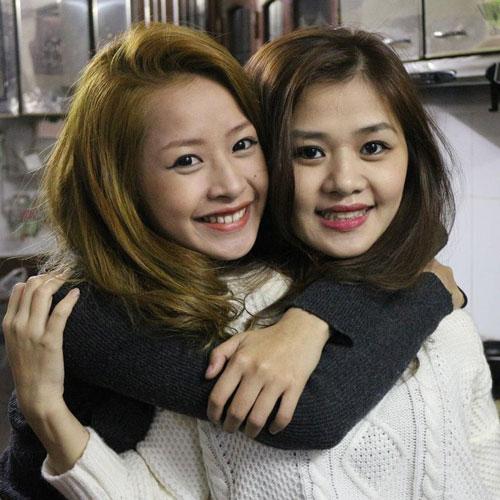 So nhan sắc những chị em gái xinh đẹp ít biết của sao việt