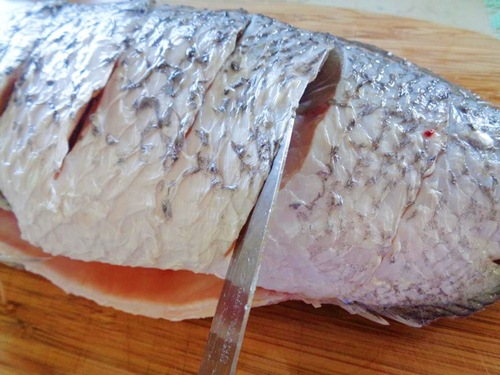 tuyệt diệu với món cá chiên nước mắm cho ngày mát trời