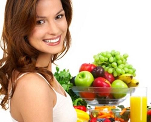 Những sai lầm ăn uống khiến bạn gái tăng cân vùn vụt